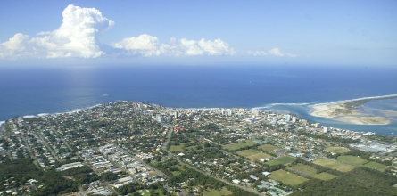 Caloundra Aerial Photo