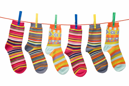 Crazy Sock Day - Friday June 10