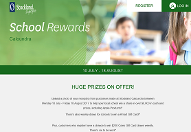School Rewards Program